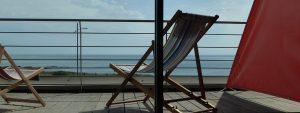 Vue mer et terrasse